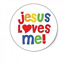 Multi Functional Mobile Phone Pop Socket Smartphone Holder - Jesus Loves Me