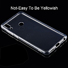 0.75mm Ultrathin Transparent TPU Soft Protective Case for Lenovo K5 Pro
