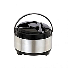 Weegas Stainless Steel Hot Pot- 5 ltr-Silver