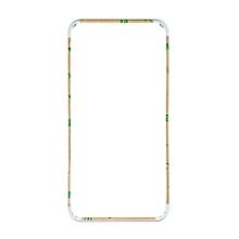 LCD Bezel Frame Holder Digitizer Cover Digitizer For Apple iPhone 4S GSM - White