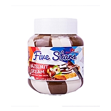 Turkey Five Star Hazelnut Cream with milk and Cocoa For Bread spreads- 350g