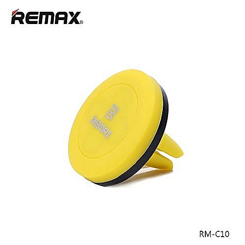 Remax REMAX/Royal Brand Car Phone Holder Car Outlet Navigation Holder  Magnetic C10