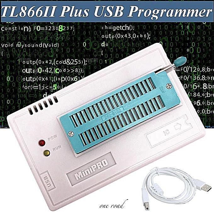 Generic Tl866Ii Plus Usb Programmer For 15000+Ic Spi Flash