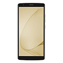 A20 3G Smartphone 5.5 inch MTK6580 Quad Core 1.3GHz 1GB RAM 8GB ROM Android 8.0 Dual Back Cameras-GOLD