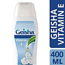 Vitamin E Lotion - 400ml
