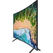 "49NU7300 - 49"" - 4K Curved UHD Smart LED TV - Black"