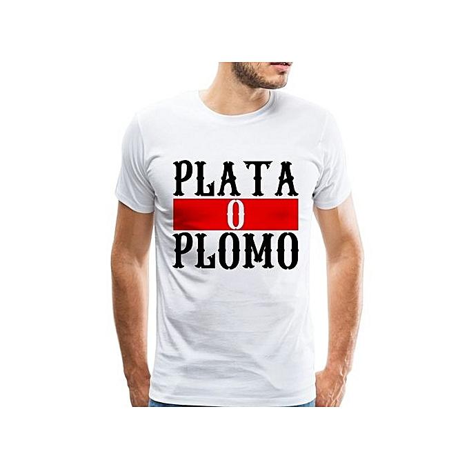 1fd727341 2018 Pablo Escobar Leading Brand Design Personalized Printed T-shirt Short  Sleeve T-shirt