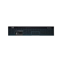 CISCO2911-V-K9 Gigabit Voice Bundle Router - Dark Blue & Black