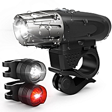Smart Rear Laser Bicycle Light Bike Lamp LED Cycling Bycicle Light Accessories   Headlight +2 jewel lights