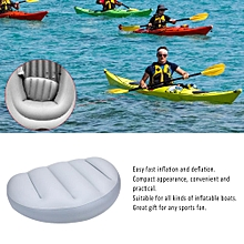 PVC Inflatable Cushion Pad For Inflatable Boat Raft (Gery)