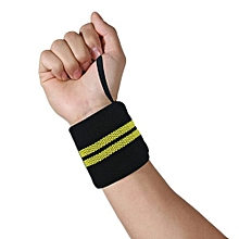 A Pair Wrist Wrap Professional Grade With Thumb Loops Wrist Support Braces
