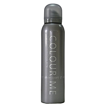 Silver Sport Body Spray For Men – 150ml