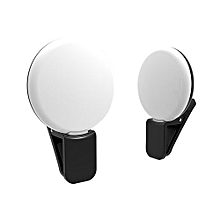 Mini Phone Camera Selfie Light -Black