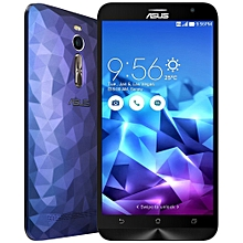 Refurbish ASUS Zenfone2 DELUXE ZE551ML Android 5.0 5.5 inch 4G Phablet Intel Atom Z3560 Quad Core 1.8GHz 4GB RAM 16GB ROM 5.0MP + 13.0MP Cameras-PURPLE