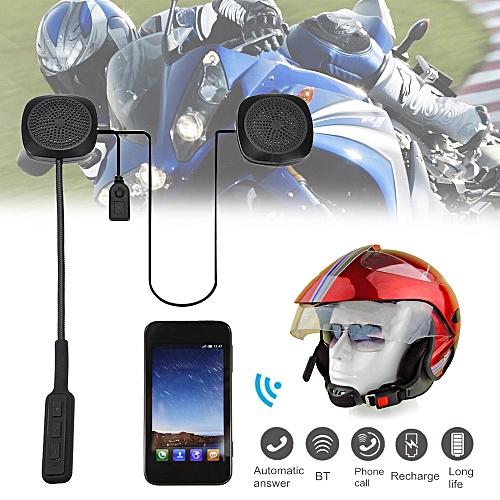 3rd Wireless Bluetooth 4 2 Motorcycle Helmet Interphone Headset Handsfree  Hi-Fi