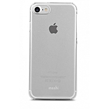 XT Black for iPhone 7 Plus Transparent Snap-On Case - Clear