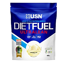 Diet Fuel Ultralean Bag - 454g - Vanilla