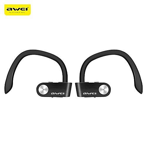 55238d41b04 Awei T2 Waterproof TWS True Wireless Bluetooth 4.2 Earbuds - Black ...