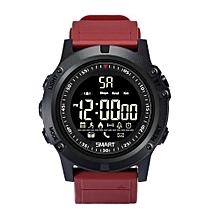 EX17S - Smart Watch Waterproof Message Reminder  - Red