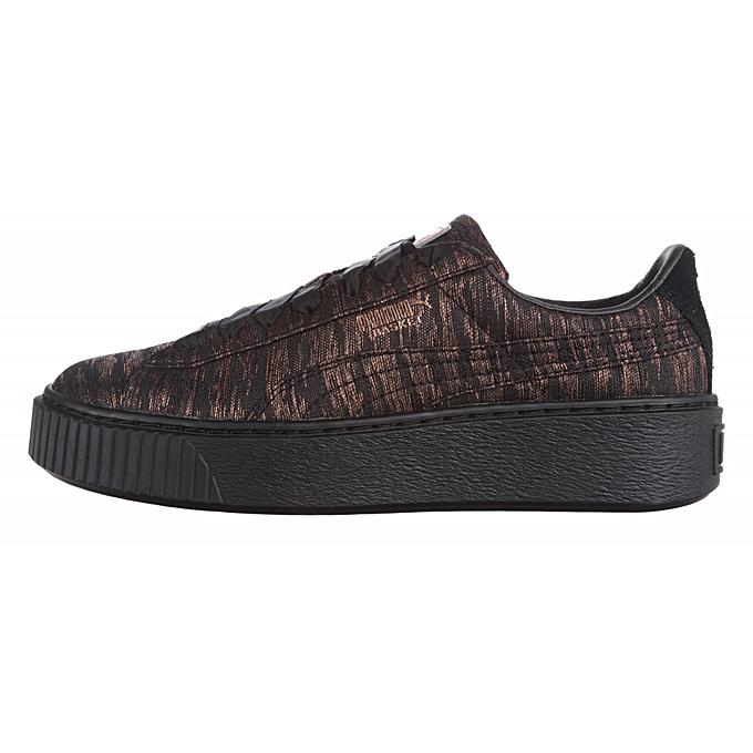 Basket Platform Black Vr Sneakers Women CQxBrshdt