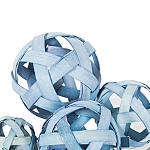 Winston Decoration - Hollow Ball Bag - Light Blue