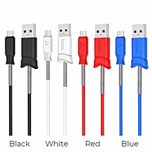 X24  Cable Stylish Pisces Stytle USB Charger Cable For Android Phone Blue
