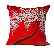 3D Flower Pillow Case