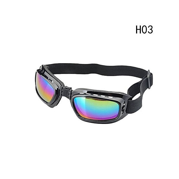 06e3468dd9cf6 Shinewerop Goggles Korean Version Goggles Skiing Goggles Wind Goggles For  Harley-Davidson Motorcycle Motorcycle Accessories
