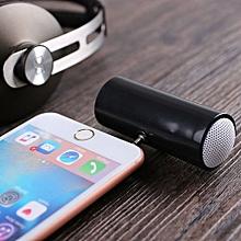 3.5mm Mini Speaker Stereo Amplifier Loudspeaker For MP3 MP4 Player Mobile Phone