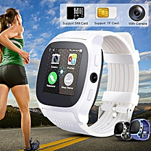 T8 Bluetooth Smart Watch Phone Support SIM TF Card Camera For Android/IOS MECO