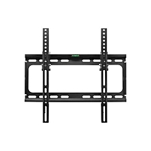 "SH 44t - Strong TV Wall Mount Bracket 23"" to 55"" - Black"