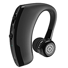 Hiamok_ Bluetooth Headset HD Voice Stereo Headphone Earphone For iPhone BK