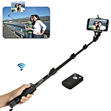Selfie Stick,3 in 1 Kits Monopod + Phone Holder Clip + Bluetooth Remote Shutter