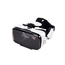 Immersive  V3  VR Goggles FOV96 Video Game VR Headset - Black