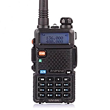 Walkie Talkie: BAOFENG UV-5R Dual Band FM transceiver 5W frequency 136-174MHz 400-520MHz Walkie-Talkies