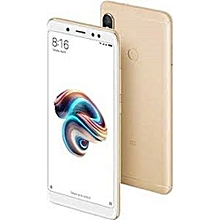 Redmi Note 5, 5.99'' ,4GB - 64GB Snapdragon 636 AI Dual Rear Camera - Gold.