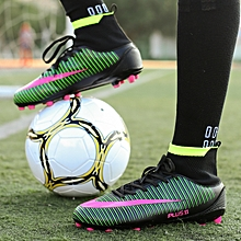 2019 Men Soccer Shoes Football Boots Sports Training Shoes