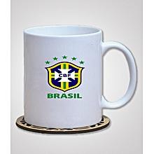 Brasil Ceramic Mug