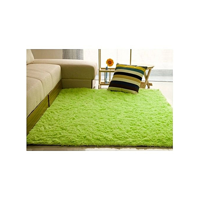Rugs and Carpets Singapore Source · 2PCS Shaggy Anti skid Carpets Fluffy Rugs Floor Yoga Bedroom Mat