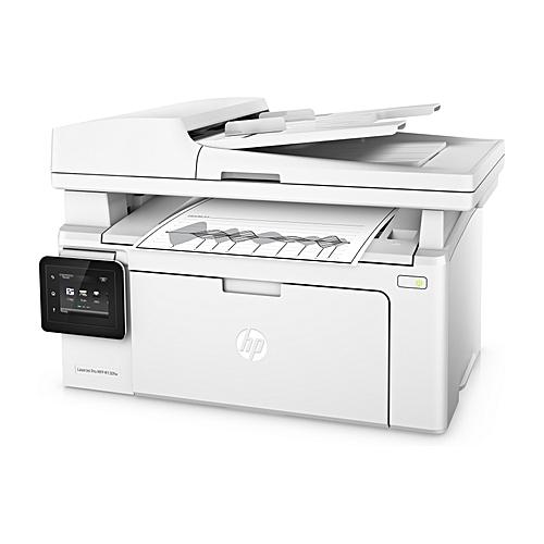 Laserjet MFP 130FW Printer Scan Copy - White