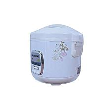 Marado Rice Cooker -400W - White