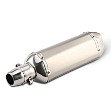 Universal Motorcycle Exhaust Pipe Muffler Silencer with Removable DB Killer