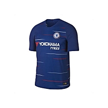 The New Chelsea 2018/2019 Home Kit Football Jersey Shirt