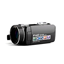 Remote 24 million pixel high-definition digital video camera-Black