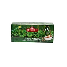 Green Nature 45 g 25 Bags
