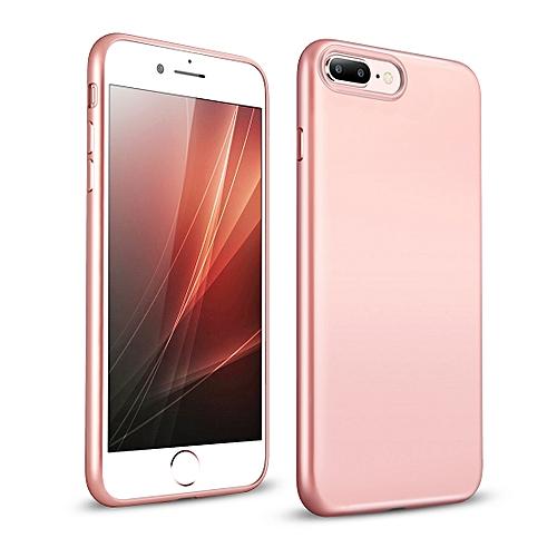 ESR Appro Series Ultra,thin Matte Soft TPU Case for iPhone 8 Plus / 7 Plus  (Rose Gold)