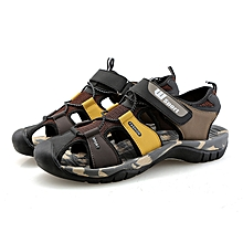 Men's Summer Beach Sandals Anti Collision Sandals