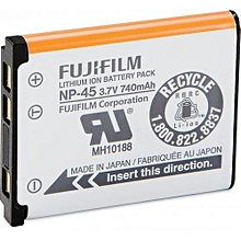 FujiFilm NP-45A/NP-45 Rechargeable Lithium-Ion Battery for Fujifilm Models J, Z, Finepix & Instax Mini 90 Neo