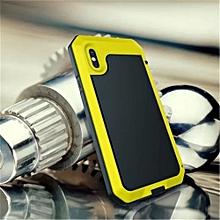 Waterproof Shockproof  Aluminum Metal Case Cover For IPhone X