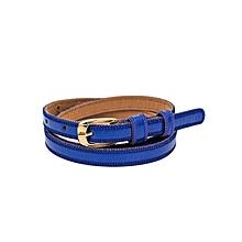 Blue Small Belt